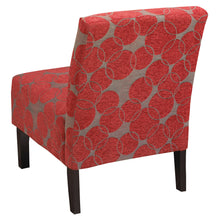 Load image into Gallery viewer, Accent Chair - Red