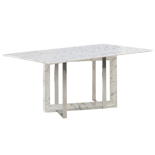 Candace & Basil Furniture |  Dining Table - White