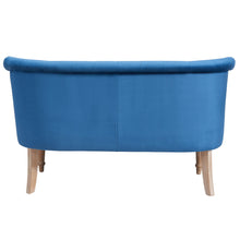Load image into Gallery viewer, Settee - Blue