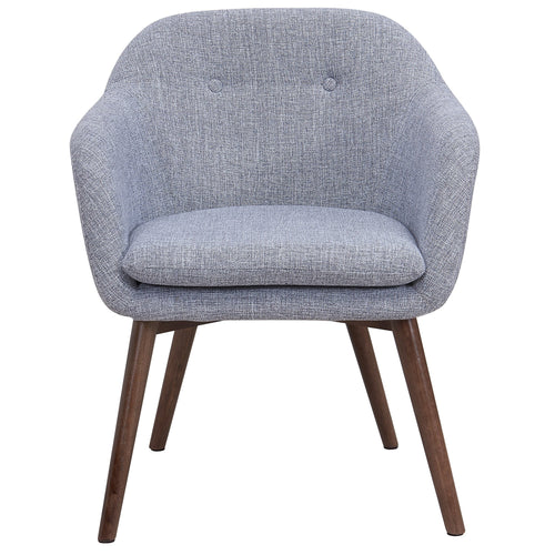 Candace & Basil Furniture |  Accent Chair - Grey Blend
