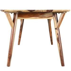 Rect. Dining Table - Sheesham