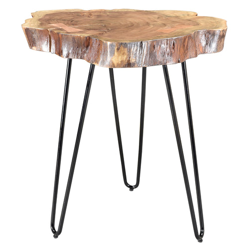 Candace & Basil Furniture |  Accent Table - Natural
