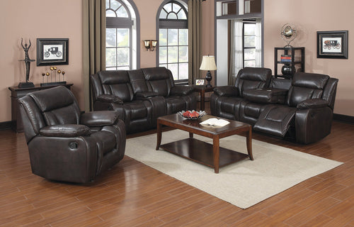 Hudson Recliner Series - Chocolate