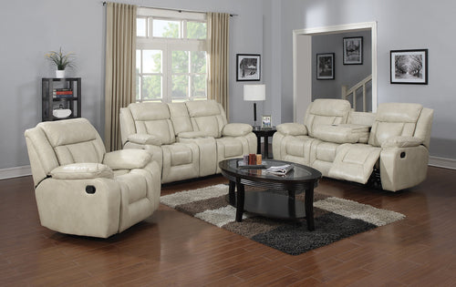 Candace & Basil Furniture |  Hudson Recliner Series - Chocolate
