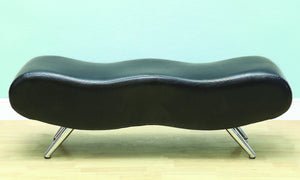 Candace & Basil Furniture |  Bench - Black