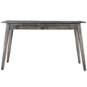 Candace & Basil Furniture |  Console - Distressed Grey