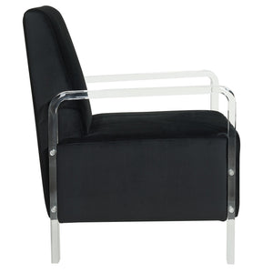 Accent Chair - Black
