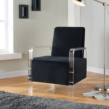 Load image into Gallery viewer, Accent Chair - Black
