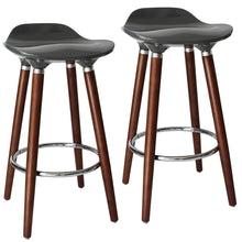"Load image into Gallery viewer, 26"" Counter Stool - Grey (Set Of 2)"