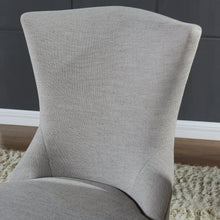 Load image into Gallery viewer, Accent Chair - Grey w/ Coffee Legs