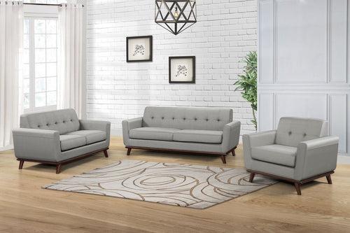 Arthur Sofa Series - Light Grey
