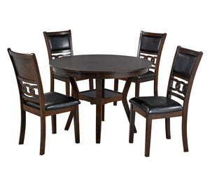 Tristan 5pc Dining Set (Table + 4 Chairs)
