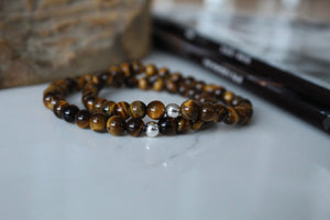 Amuleto Tiger's Eye Bracelet for Men