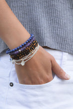Load image into Gallery viewer, Amuleto Amethyst Bracelet