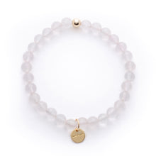 Load image into Gallery viewer, Amuleto Rose Quartz Bracelet