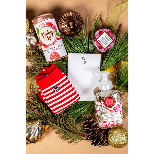 Candy Cane Lane Gift Box