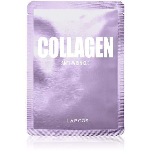 Something Splendid Lapcos face sheet mask collagen anti-wrinkle