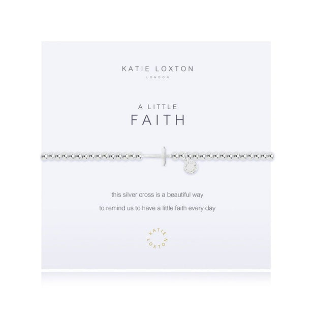 Katie Loxton | A Little Faith Bracelet
