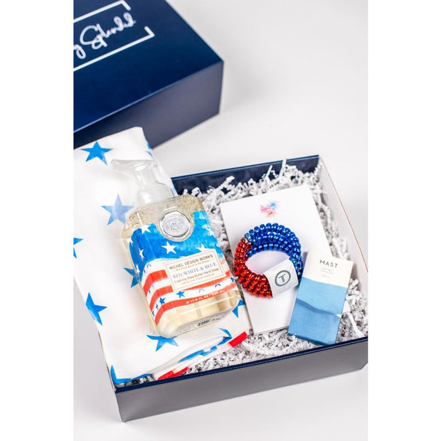 Stars and Stripes Gift Box