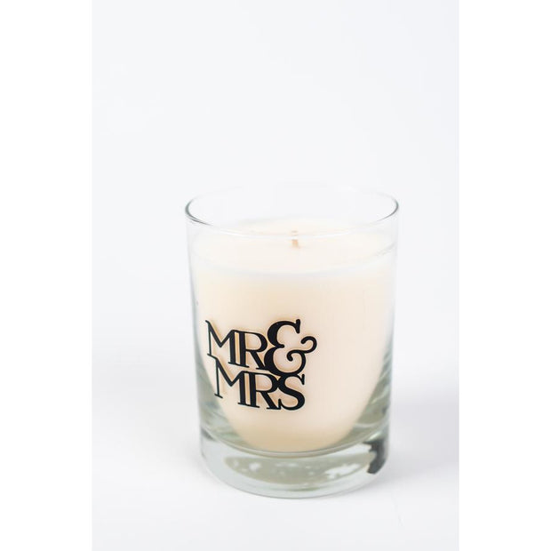 Mr. & Mrs. Candle