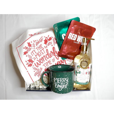 Deck The Halls Gift Box