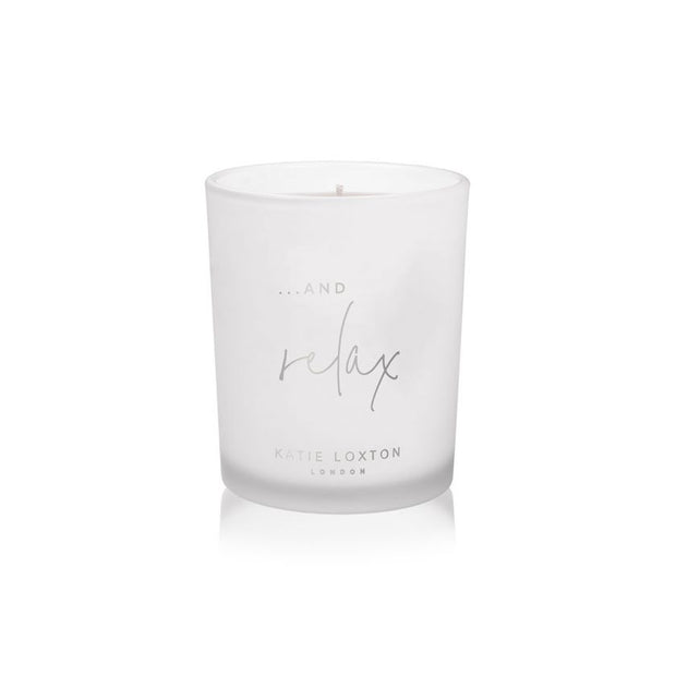 Katie Loxton | Relax Candle