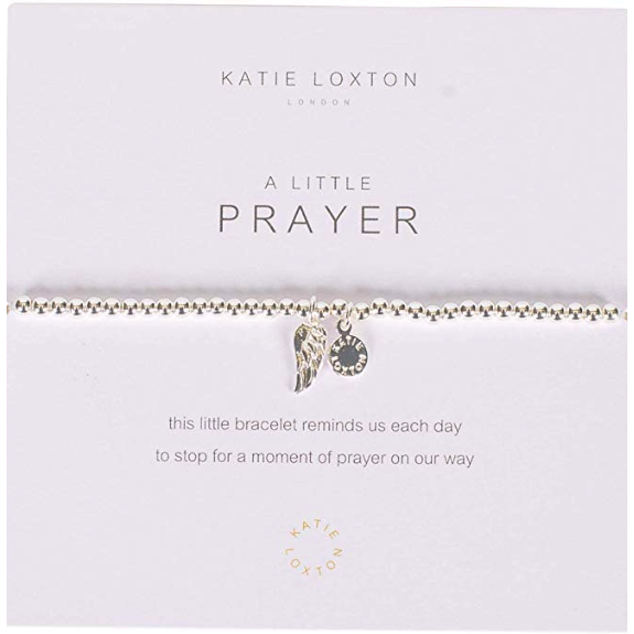 Katie Loxton | A Little Prayer Bracelet