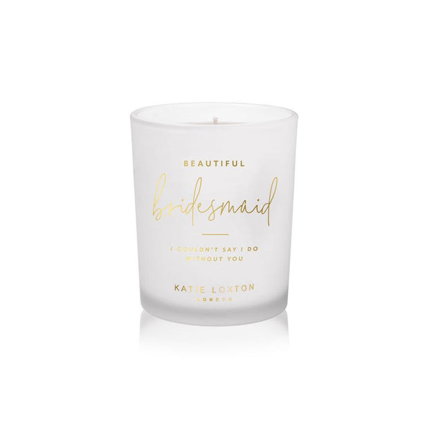 Katie Loxton | Beautiful Bridesmaid Candle
