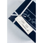 Something Splendid Love You Mean It gift box wrap and tag