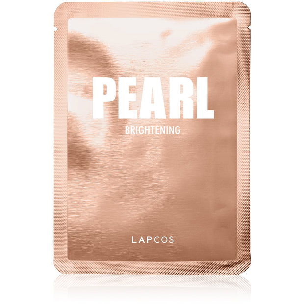 Something Splendid Lapcos face sheet mask pearl brightening