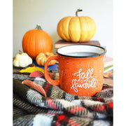 Pen & Paint Fall Mug