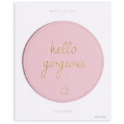 Katie Loxton | Hello Lovely & Hello Gorgeous Coasters
