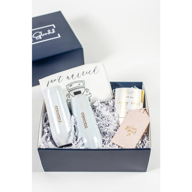 The Just Married Gift Box