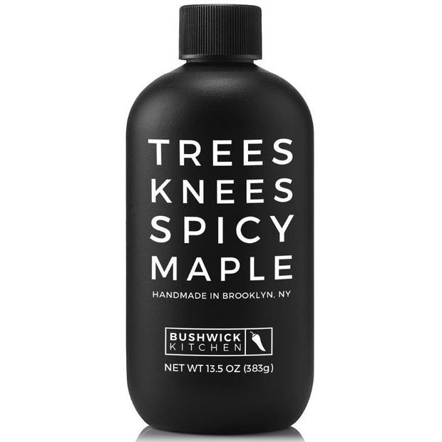 Trees Knees Spicy Maple- Hot Sauce
