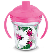Tervis - Lady Buggin Wrap With Sippy Cup Lid