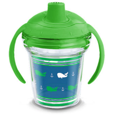 Tervis - Whale Wrap With Sippy Cup Lid
