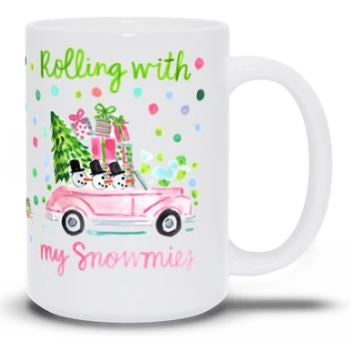 Evelyn Henson - Holiday Mug (Limited Time Only)