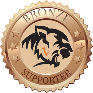 $10 Bronze Supporter Decal