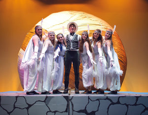 Mattawan Drama James and The Giant Peach Calendar
