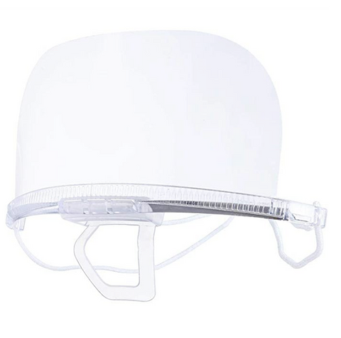 Clear Anti-Fog Mask