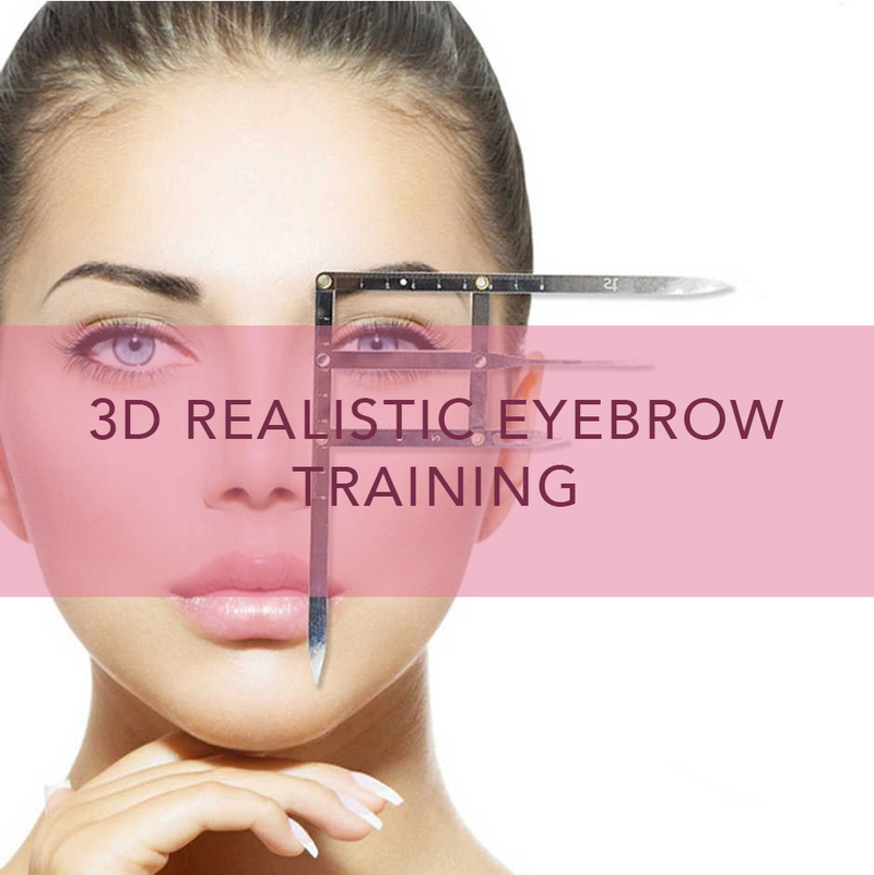 NANOCOLOR EYEBROW  TRAINING