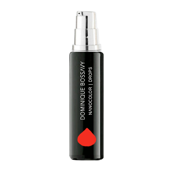 Nanocolor Infusion Drops: Rose Red