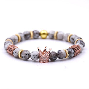 """Crowned"" Bracelet - INKOSI-APPAREL"