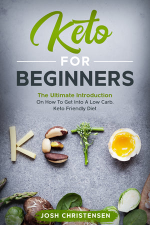 Keto For Beginners - eBook