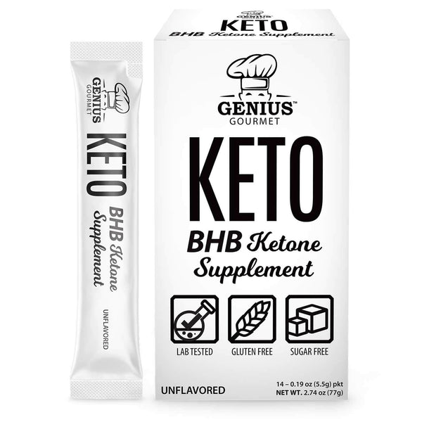 Keto Salts BHB Ketone Supplement - Unflavored