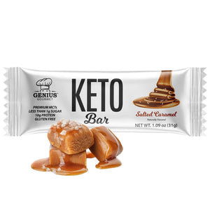 Keto Bars - Salted Caramel