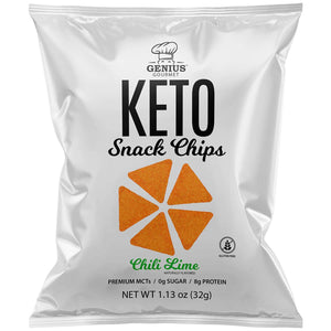 Keto Snack Chips - Chili Lime