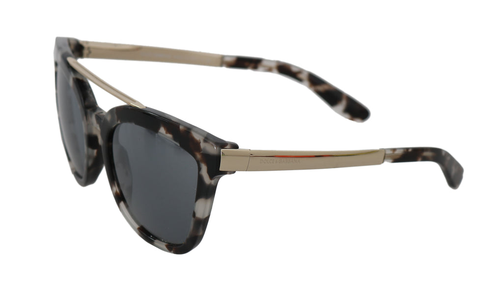Brown Gold Leopard DG4269 Mirrored Lenses - EnModaLife.Com
