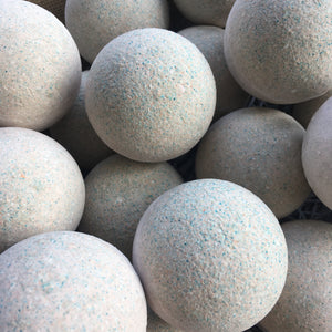 Black Poppy Bath Bomb