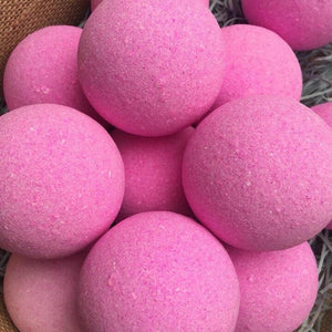 Pink Princess Bath Bomb